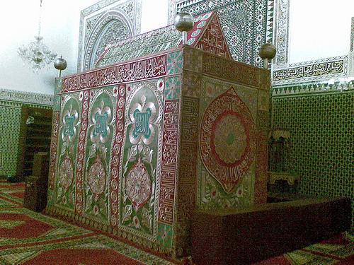 The Tomb of Shaykh Muhammad al-Jazuli